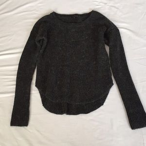 Express long sleeve top size xs